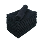 The Original BleachSafe Towel 15 x 26 Black